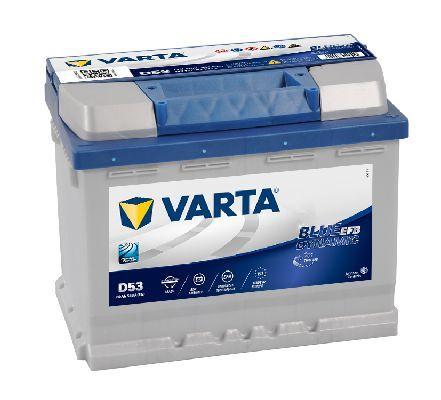 żtartovacia batéria VARTA