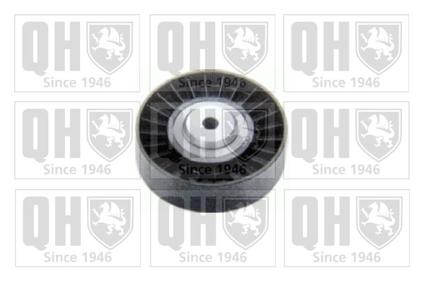 Vratná/vodiaca kladka rebrovaného klinového remeňa QUINTON HAZELL Automotive Denmark A/S