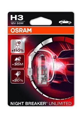 żiarovka pre diaľkový svetlomet OSRAM