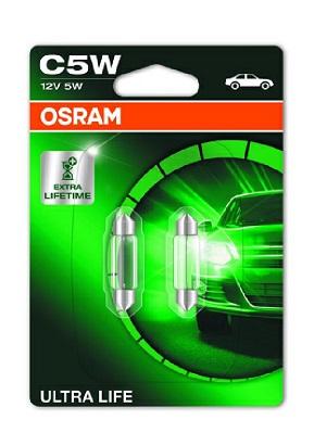 żiarovka osvetlenia poznávacej značky OSRAM
