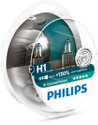 żiarovka pre diaľkový svetlomet PHILIPS Lumileds Germany GmbH