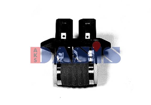 Predradný odpor elektromotora ventilátoru AKS DASIS Dommermuth GmbH & Co. KG