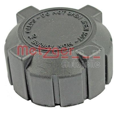 Uzatvárací kryt, nádobka chladiacej kvapaliny METZGER