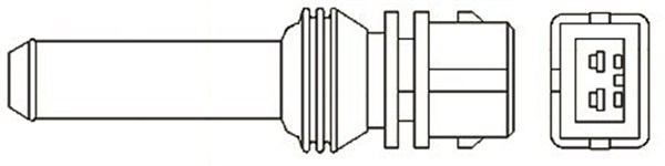 Lambda sonda MAGNETI MARELLI