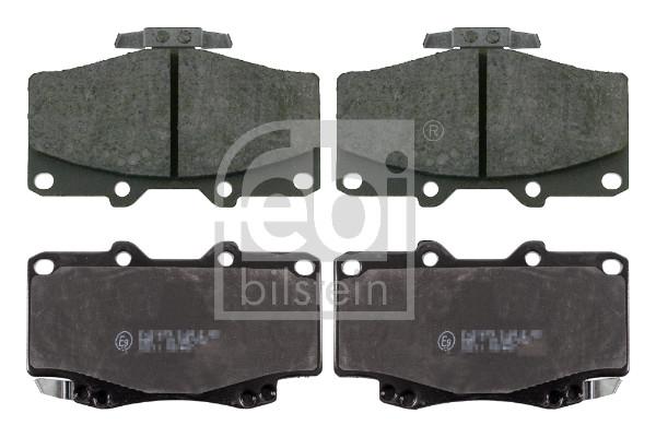 Sada brzdových platničiek kotúčovej brzdy Febi Bilstein GmbH 16537