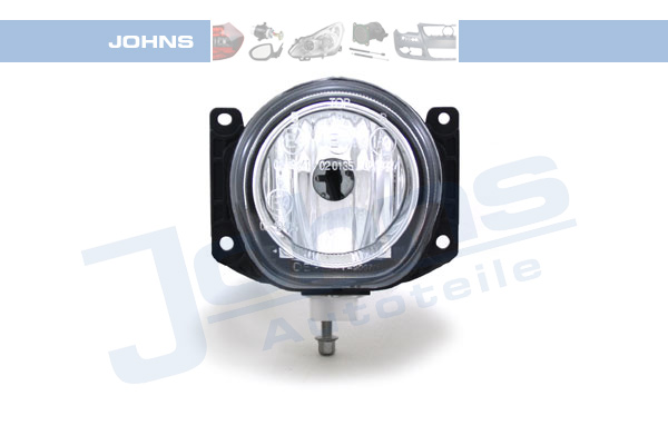Hmlové svetlo Johns Autoteile GmbH & Co. KG