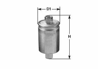 Palivový filter CLEAN FILTER