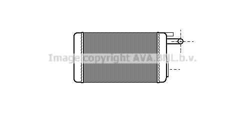 Výmenník tepla vnútorného kúrenia AVA Deutschland GmbH