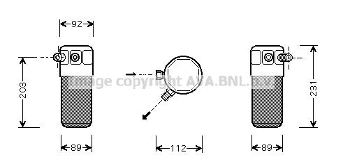 vysúżač klimatizácie AVA Deutschland GmbH
