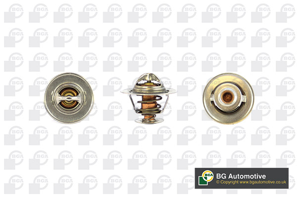 Termostat chladenia BG Automotive Ltd.