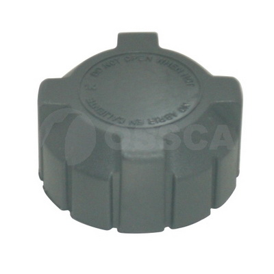Uzatvárací kryt, nádobka chladiacej kvapaliny OSSCA
