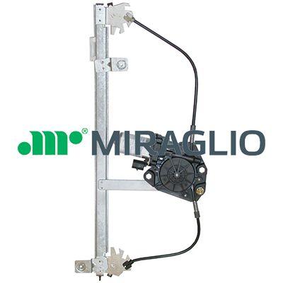 Mechanizmus zdvíhania okna Miraglio S.p.A.