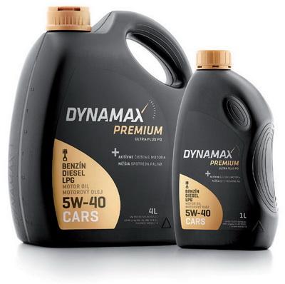 Motorový olej DYNAMAX