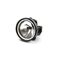 Vyhladávací svetlomet/jednotlivé diely