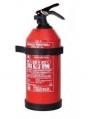 Prístroj hasiaci práškový 1kg ABC PS1-X ABC s manometrom ...