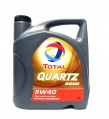 Total QUARTZ INEO MC3 5W-40 5L-1-1-1