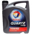 Total QUARTZ 7000 10W-40 4L  ...