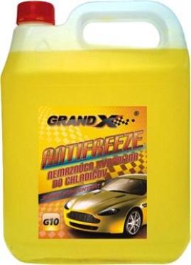 Antifreeze AL/G10 Grand X 4L žltý