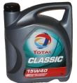Total CLASSIC 15W-40 5L  ...