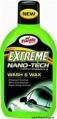 TURTLE WAX-EXTR.NANO WASH&WAX-SAMPON S VOSKOM ...