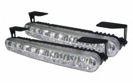 KEETEC Svetlá prídavné LED 12V exteriér 160x25x40 mm