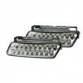 KEETEC Svetlá prídavné LED 12/24V exteriér ...