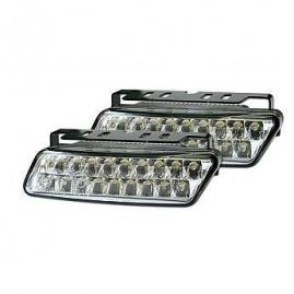 KEETEC Svetlá prídavné LED 12/24V exteriér 100x25x35 mm