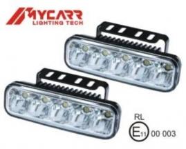 Svetlá prídavné LED diódové 12/24V exteriér 147x59,5x56 mm