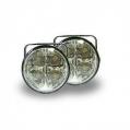 KEETEC Svetlá prídavné LED okrúhle 12/24V ...