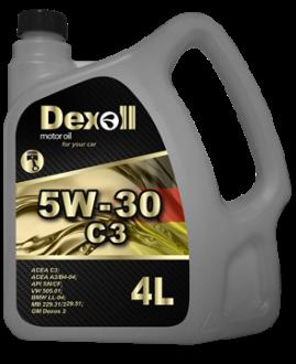 Dexoll 5W-30 C3 4L
