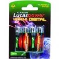 LUCAS Batéria Alkaline AA LR6UD ...