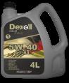 Dexoll 5W-40 A3/B4 4L  ...