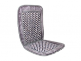 Poťah sedadla guličkový šedý