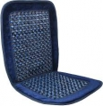 Poťah sedadla guličkový modrý