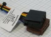 Konektor ISO pre autorádio 2x - k inštalácii