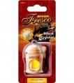Osviežovač AREON FRESCO Black Crystal (čierny ...
