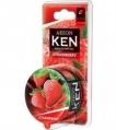 Osviežovač AREON KEN blister STRAWBERRY (jahoda) ...