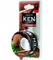 Osviežovač AREON KEN blister COCONUT (kokos)