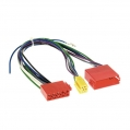 ISO Adaptér 10PIN pre aktívne audio AUDI, VW RISO-152