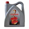 JB GERMAN OIL 10W40 4L MIG 2000 MOS - 2 GAZ API SJ/CF