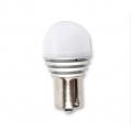 LED 3D žiarovka Ba15s, biela, 1ks HL 395