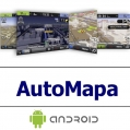 2-ročná licencia Automapa Europa Android