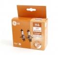Halogénová žiarovka Extra Life GE H4-EL