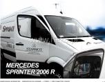 Deflektory (krátké) na Mercedes Sprinter, r.v.: ...