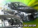 Deflektory na Audi A1, 5-dverová, r.v.: 2012 ...