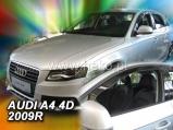 Deflektory na Audi A4 B8, 4-dverová, r.v.: 2009 ...