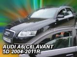 Deflektory na Audi A6 C6, 4/5-dverová, r.v.: ...