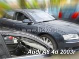 Deflektory na Audi A8, 4-dverová, r.v.: 2003 ...