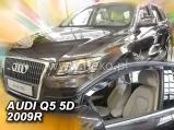 Deflektory na Audi Q3, 5-dverová, r.v.: 2009 ...