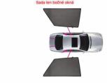 Slnečné clony na okná - RENAULT Clio hatchback ...